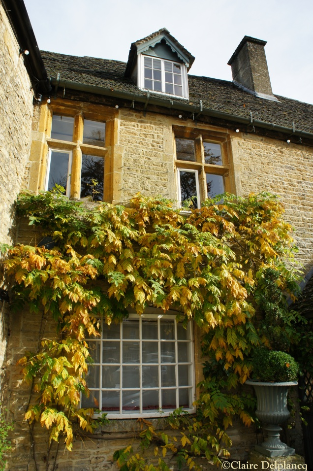 Autumn in Stow-on-the-Wold