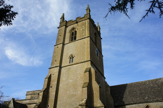 Stow-on-the-Wold church