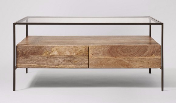 Swoon Editions Mackay coffee table