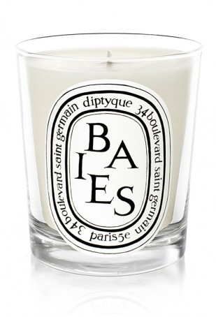 Diptyque candle Baies