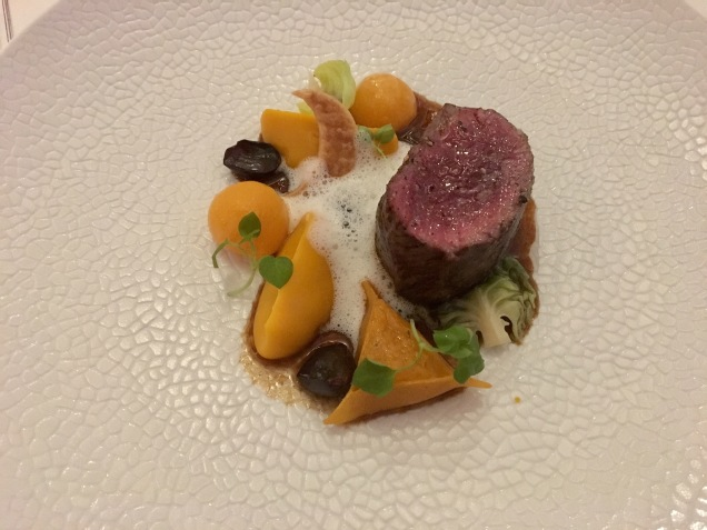 Hélène Darroze at The Connaught venison