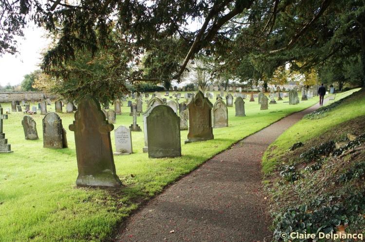 Kingham cemetery