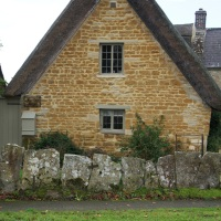 Little Cotswold house