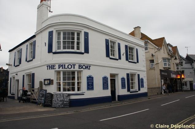 The Pilot Boat Lyme Regis
