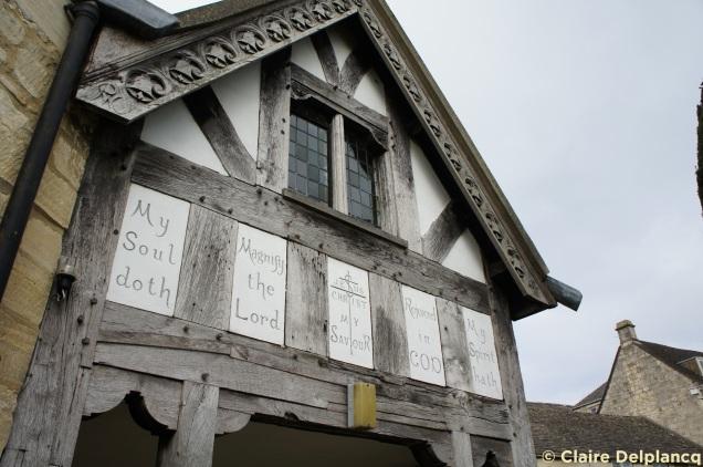 Architecture Painswick