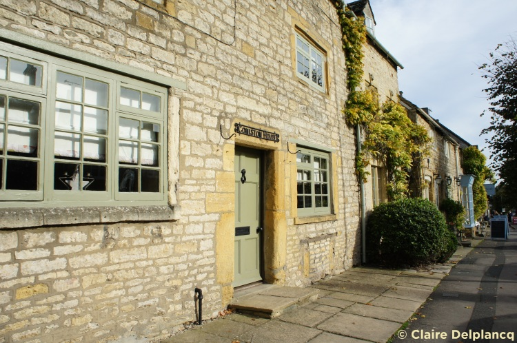 Cotswolds stone house