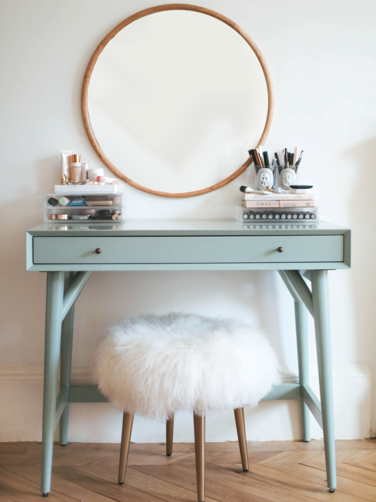 Dressing table designed by Kate La Vie
