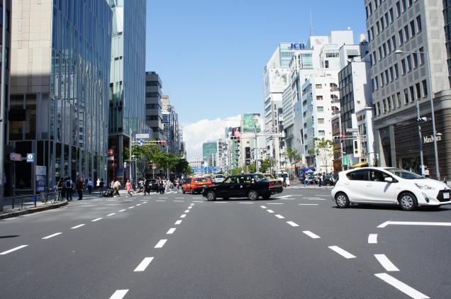 Roppongi street