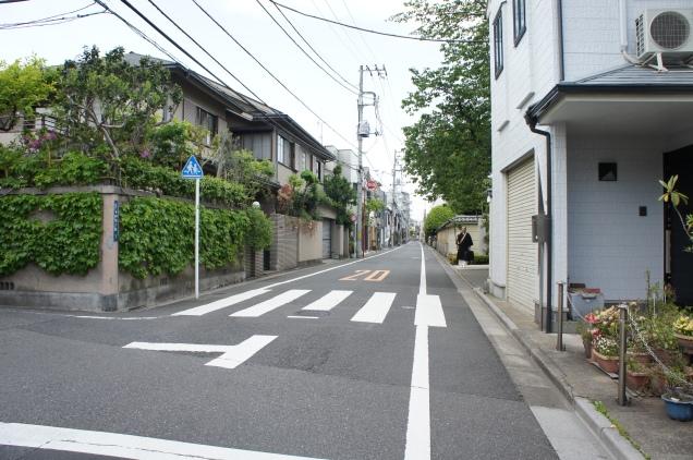 Ueno street