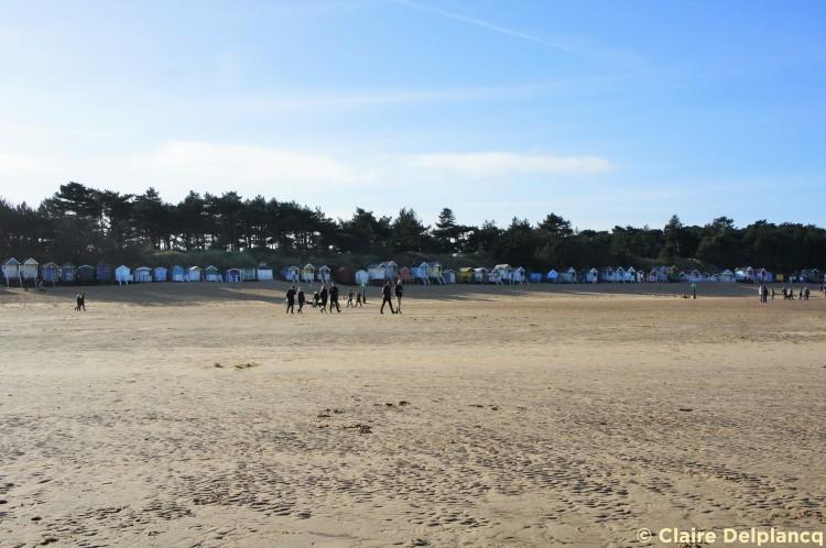 Wells-next-the-Sea beach