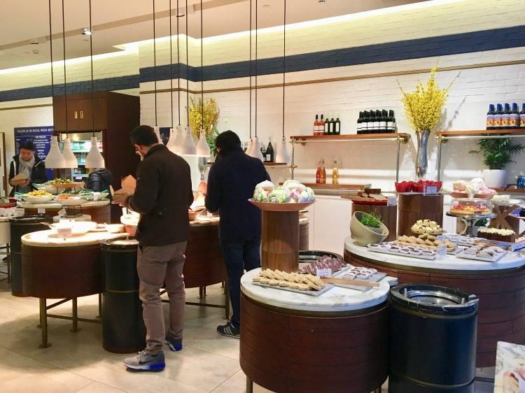 Ethos London Buffet