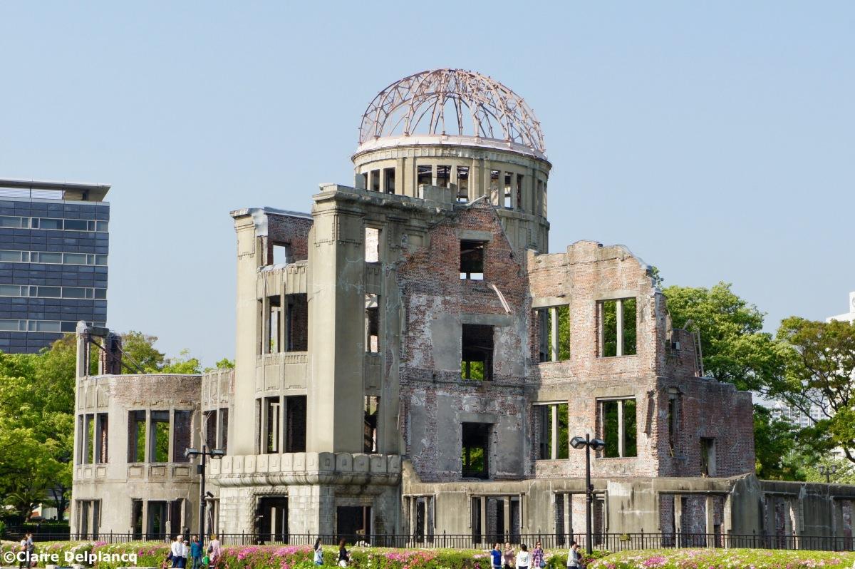 2 days in Hiroshima