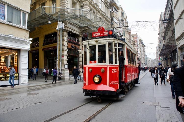 Istanbul tramway