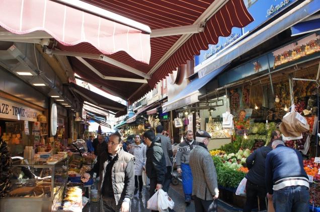 Market in Kadikoy, Istanbul