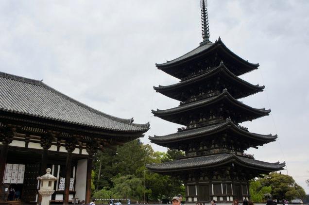 Pagoda in Nara