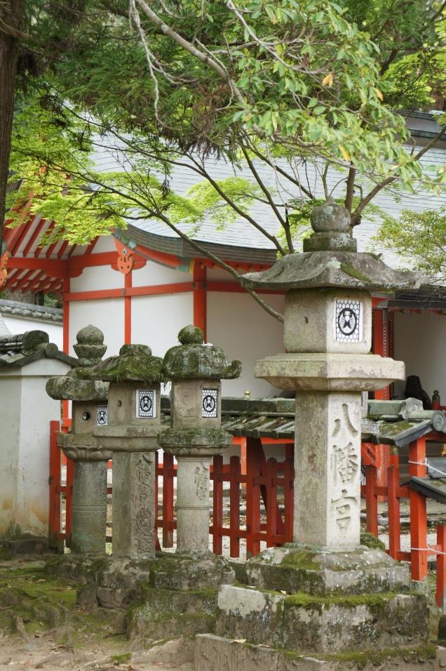 Nara shrine