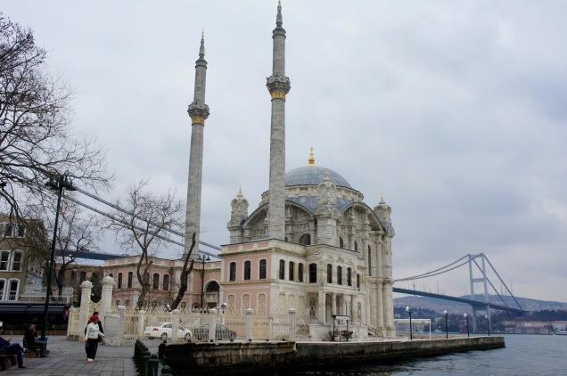 Ortakoy in Istanbul