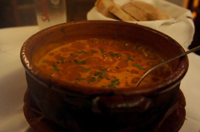 Tomato rice Ponto Final Lisbon