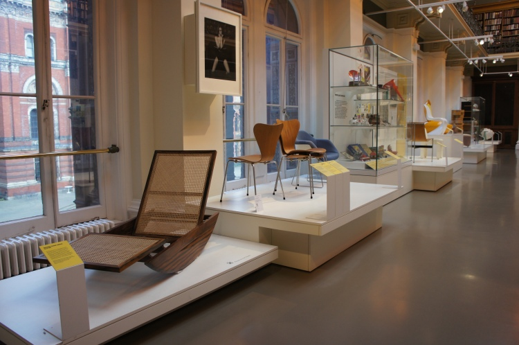 Modern design at the Victoria and Albert Museum