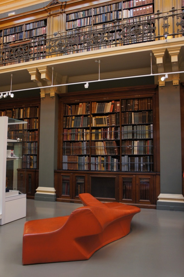 The Victoria and Albert Museum library