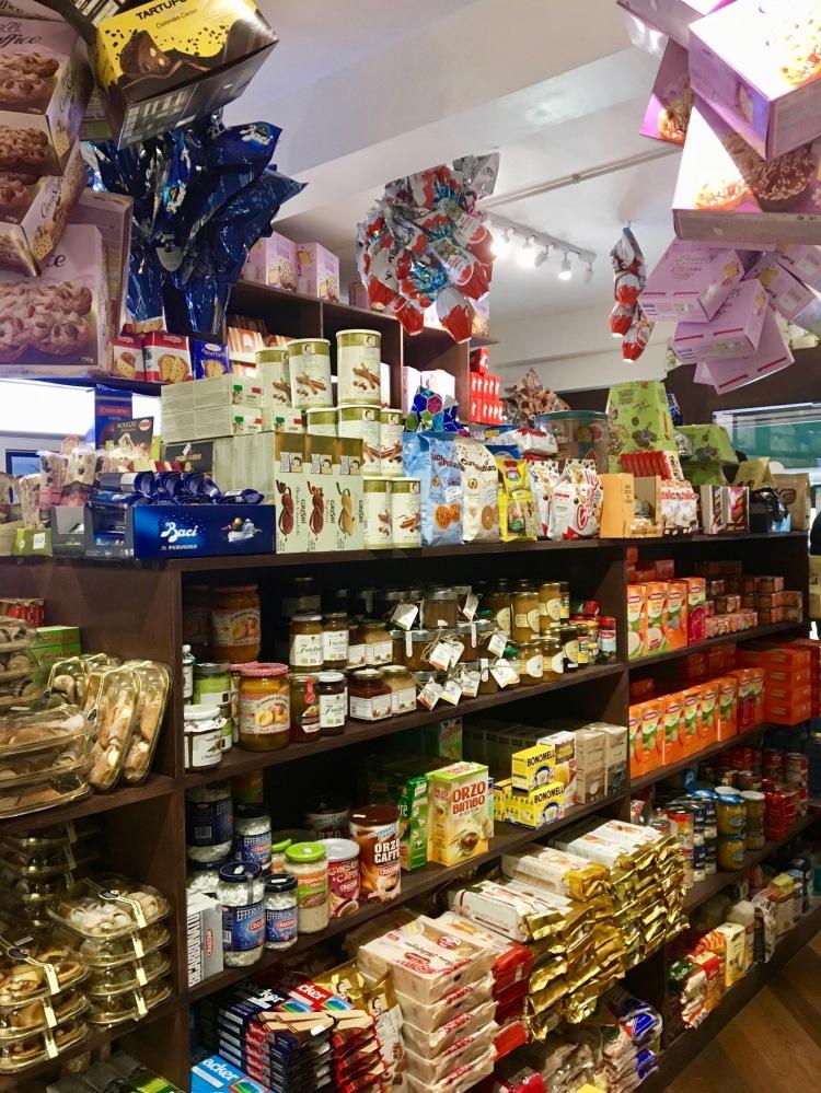Antonio Delicatessen shop