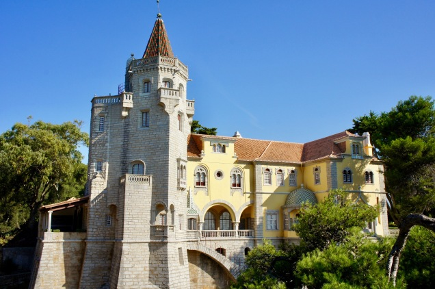 Condes de Castro Guimarães Palace Cascais