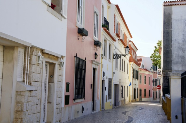 Cascais city centre