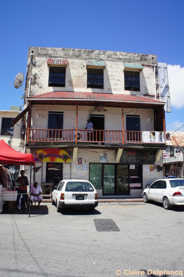 House in Bridgetown Barbados