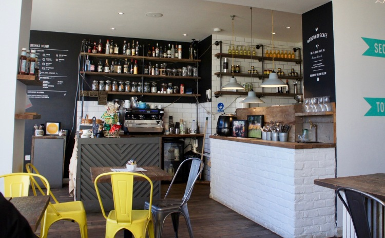Good Hope Café Hither Green London