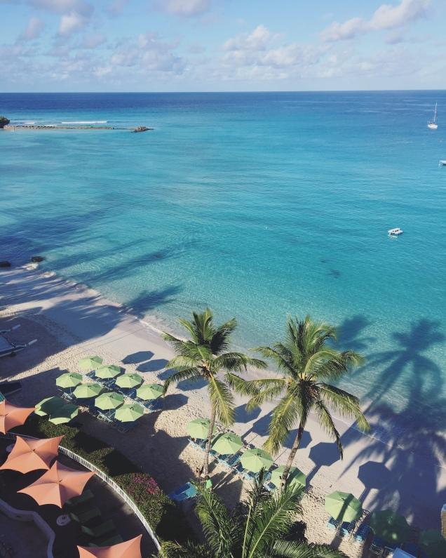 Pebble beach Barbados