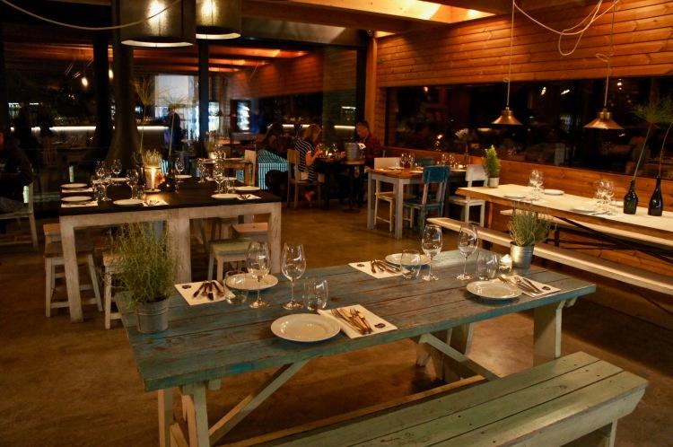 RestauranteNoah Santa Cruz
