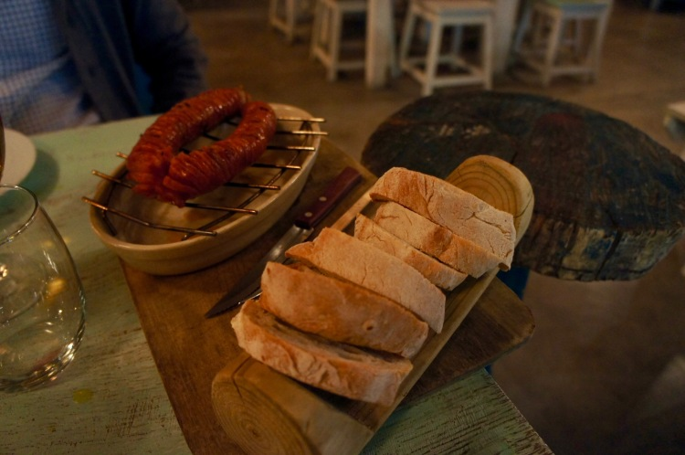 Sausage RestauranteNoah Santa Cruz