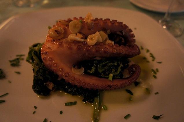 Octopus RestauranteNoah Santa Cruz