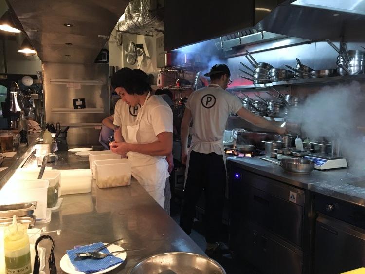 Padella kitchen London