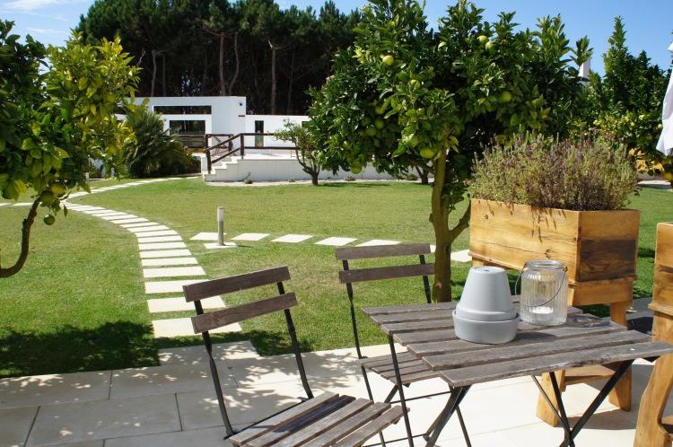 Vila Louro terrace