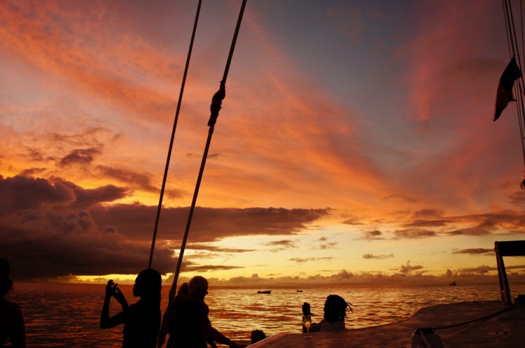 Barbados Sunset Cruise with Cool Runnings