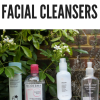 Favourite facial cleansers