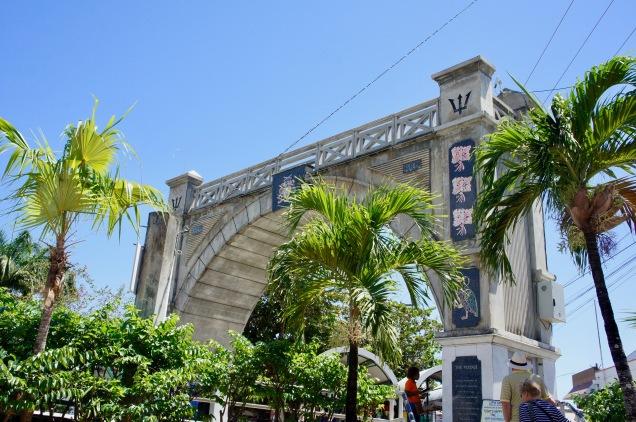 Independence Arch Bridgetown