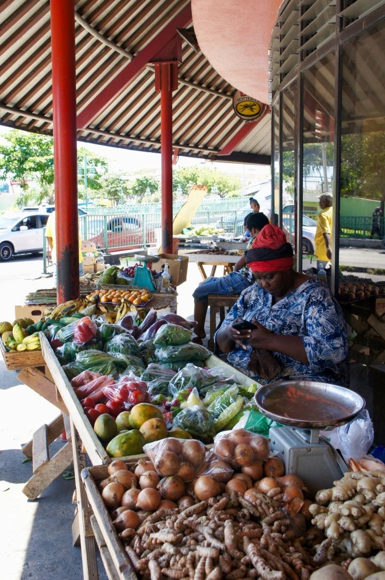 Bridgetown Market