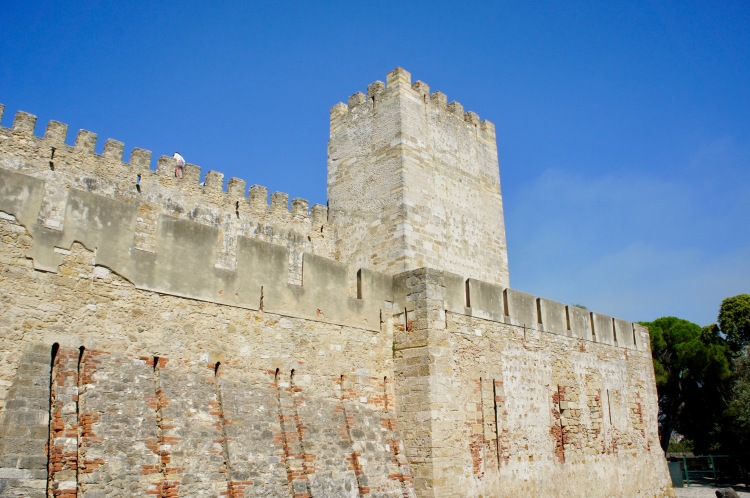 Castelo de San Jorge Lisbon