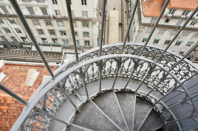 Elevador de Santa Justa Lisbon