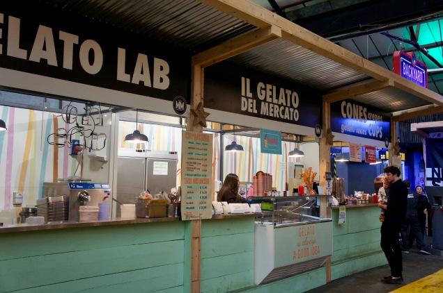 Mercato Metropolitano gelato
