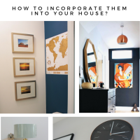How to incorporate metals into your home without overdoing it?