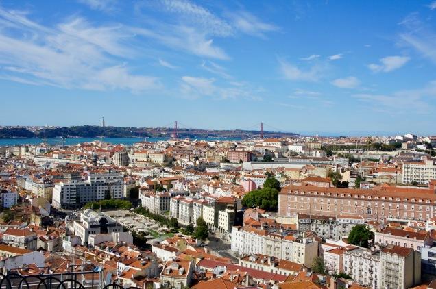 Miradouro de Nossa Senhora do Monte Lisbon
