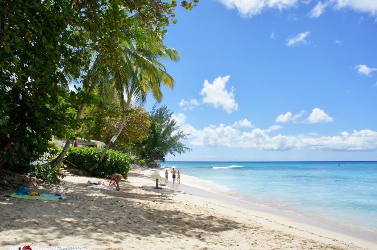 Mullins beach Barbados