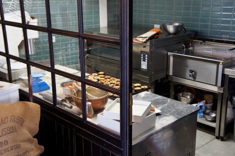 Pasteis de Nata in Obidos