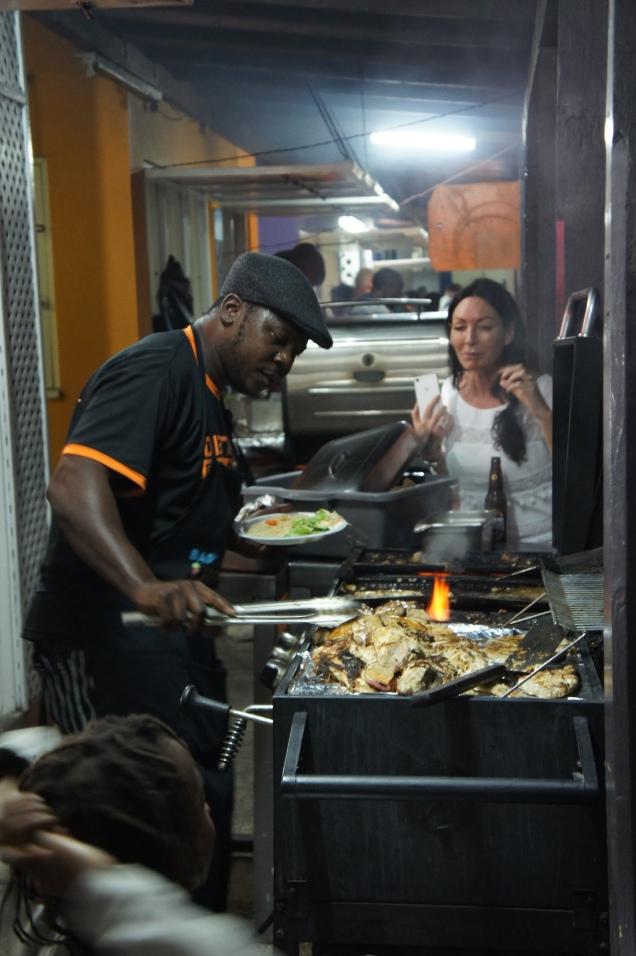 Oistins Fish Fry Barbados