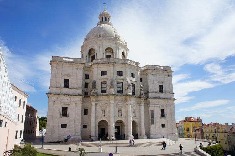 Panteão Nacional Lisbon