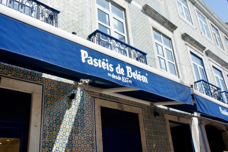 Pasteis de Belém Lisbon