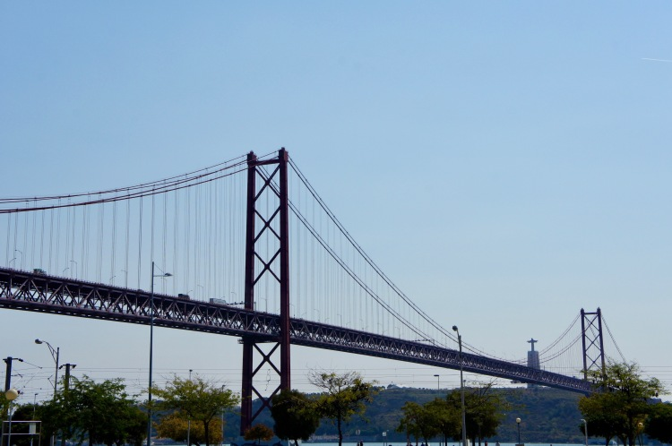 Ponte 25 de Abril Lisbon